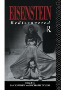 Eisenstein-Rediscovered-1993-Hardcover-1993