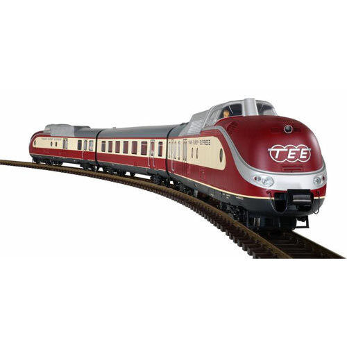 PIKO DB VT11.5 TEE Diesel 3 Car Unit III G Gauge 37320