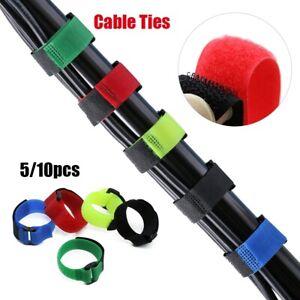 Reusable-Suspenders-Fastener-Holder-Strap-Fishing-Rod-Tie-Hook-Loop-Cables