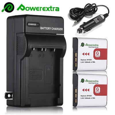 /& Dual USB Charger for Sony NP-BG1 NPBG1 NP-FG1 NPFG1 and Cyber-shot DSC-W120 W150 W220 DSC-H3 H7 H9 H10 H20 DSC-H50 DSC-H55 DSC-H70 DSC-HX5V DSC-HX7V DSC-HX9V DSC-HX10V DSC-HX30V X2 Kastar Battery