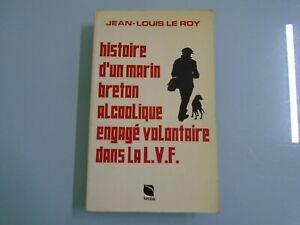 JEAN-LOUIS-LE-ROY-HISTOIRE-D-UN-MARIN-BRETON-ALCOOLIQUE-ED-TEMA-1977