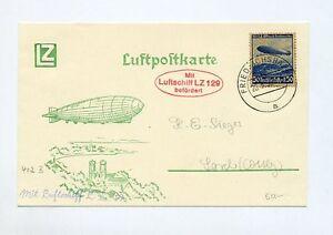 1936-ZEPPELIN-LZ-129-DEUTSCHLANDFAHRT-SCHMUCKPOSTKARTE-SI-402A