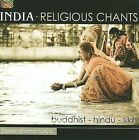 India: Religious Chants by Deben Bhattacharya (CD, 2009, Arc Music)