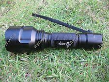 TrustFire C8 CREE XM-L T6 1-mode LED 750 Lumens Lamp Aluminium Flashlight Torch
