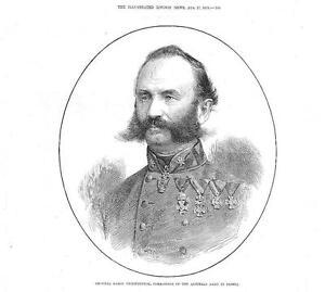 1878-Portrait-BARON-PHILIPPOVICK-Commander-Austrian-Army-in-BOSNIA-058A