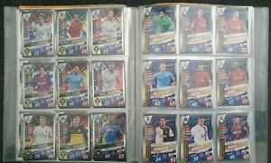 2020 Match Attax 101 UEFA Champions League - Lot of 100 cards + FREE Folder