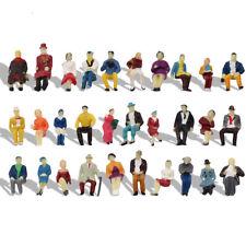 verschieden stehende Figuren Passanten Spur H0 P8703 NEU 100 Stk