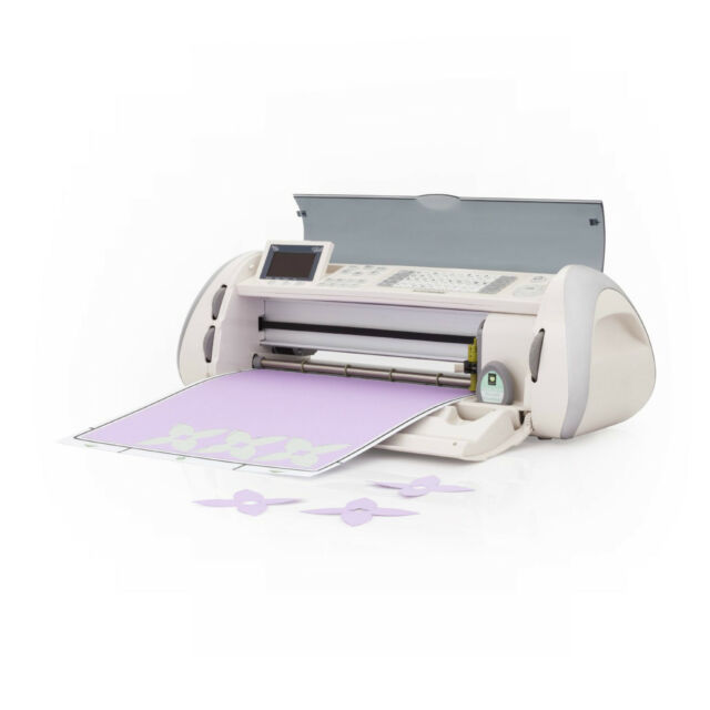 NEW! Cricut Expression Electronic Die Cutting Machine with 250+ Free Images
