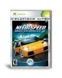 Need for Speed 2 Hot Pursuit [XBOX]