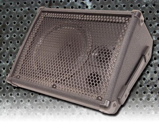 BB Blaster BBPM20 20 Watt 3 Channel Mixer and Powerot Wedge Monitor