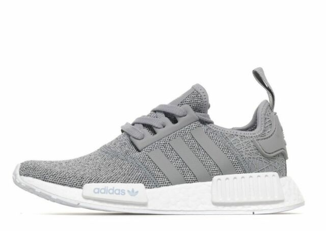 d6aa3547d1e58 ADIDAS NMD R1 S76907 GREY LIMITED EDITION SOLDOUT US Size men 9.5 women 10.5