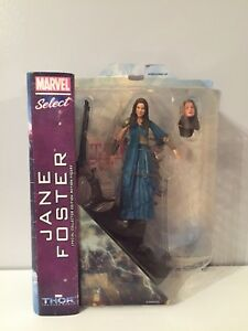 Marvel Select Jane Foster Figure Bnib
