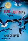 Blue Lightning by Ann Cleeves (Paperback / softback)