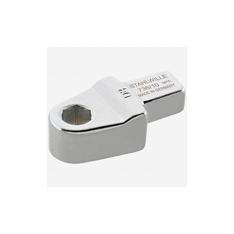 Stahlwille 58262610 736 10-1 1 4  Bit holder; for toolholder 9x12 mm