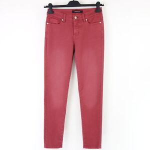 Jeans Details Mit 38 Look 139 Repeat Gr Vintage Damen Skinny Hose Zu Np Rot Elasthan Neu 3Aj54LRq