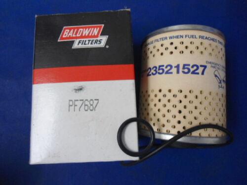 PF7687 Fuel Element Baldwin Filters