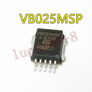 5PCS-VB025MSP-ORIGINAL-HIGH-VOLTAGE-IGNITION-COIL-DRIVER-POWER-IC-SOP-10