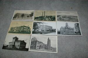 8-1919-1940-039-s-Tell-City-Indiana-Postcards-Nice-Clean-Cards