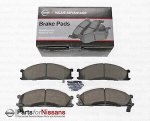 For 1996-2000 Dodge Grand Caravan Brake Pad Set Front API 41476MN 1997 1998 1999