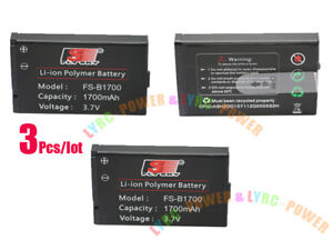 3-Pcs-Lot-Flysky-FS-B1700-Battery-3-7V-1700mAh-For-RC-Transmitter-i10-GT2B-GT3C