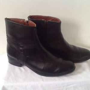 Chaussures Homme _ Bottines_ P.42 _ Vintage (BH01)