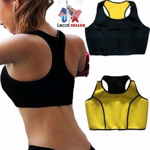 Women Sweat Body Shaper Pants Vest Neoprene HOT Slimming Waist Yoga Sauna Suit