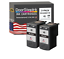2-PK-for-Canon-PG-40-Ink-Cartridges-FAX-JX200-PIXMA-iP1600-MP140-MX310-MP450 miniature 1