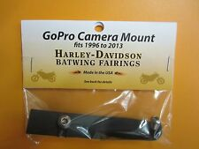 USA Go Pro Hero mount fits Harley-Davidson 96-13 batwing fairings Ultra Classic