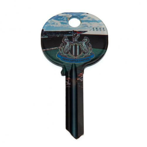 Newcastle United F.C GIFT Blank Door Key
