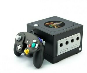 Nintendo-GameCube-Konsole-Metroid-Prime-Edition-Controller-Zub