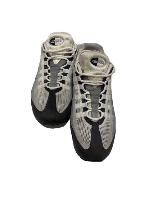 Nike Air Max 95 OG No Sew 511306-011 M Premium SNEAKERS Men Running Shoes  Size10