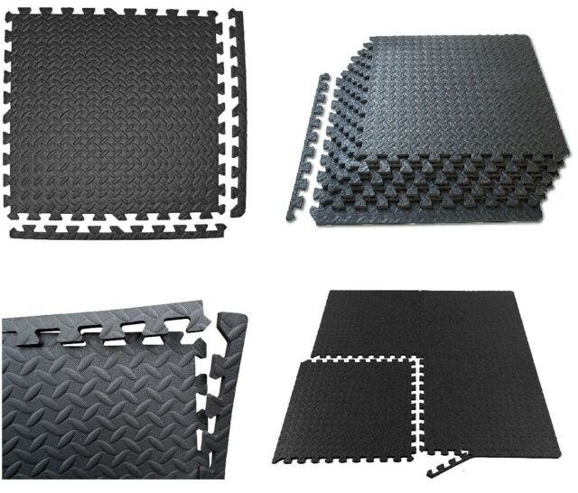 Gr Effect Eva Interlocking Foam Mats