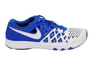 Nike Train Speed 4 AMP  NCAA Blue Men's Kentucky Wildcats Shoes 844102-411 Sz11