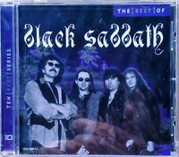 Black Sabbath - Best Of- Emi / Capitol Music Spec. Markets - 2000 - Sealed Cd