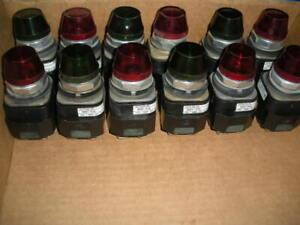 Allen-Bradley-pilot-light-indicator-240vac-800T-P26-13-available-30-5mm-colors