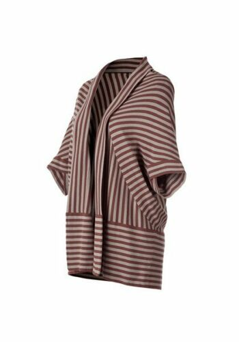 NEU!! Toffee-taupe KP 59,90 € SALE/%/%/% Kimono Strickjacke APART