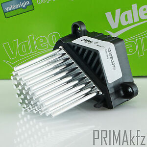 VALEO-509505-Resistenza-Ventilatore-regolatore-vorwiderstand-3er-e46-5er-e39-x5-e53