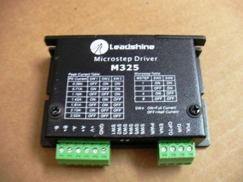 Leadshine M880A 2-Phase Hybrid Stepper Drive 80VDC//7.8A