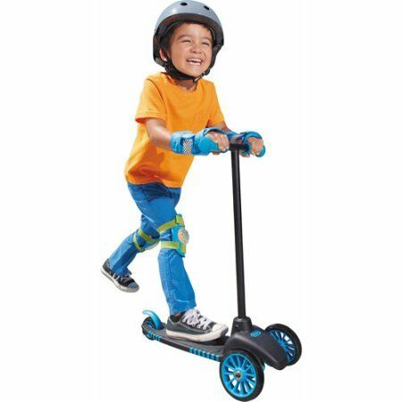 Little Tikes Lean To Turn Scooter, bluee W
