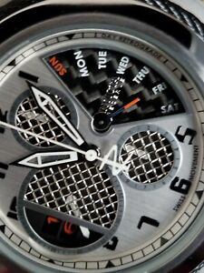 Invicta-Bolt-Zeus-Tria-Twisted-Metal-Carbon-Fiber-Dial-Swiss-Watch-3-Swiss-Mvmts
