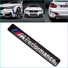 M Performance Car Logo Hood Decal Sticker Emblem for BMW M Series