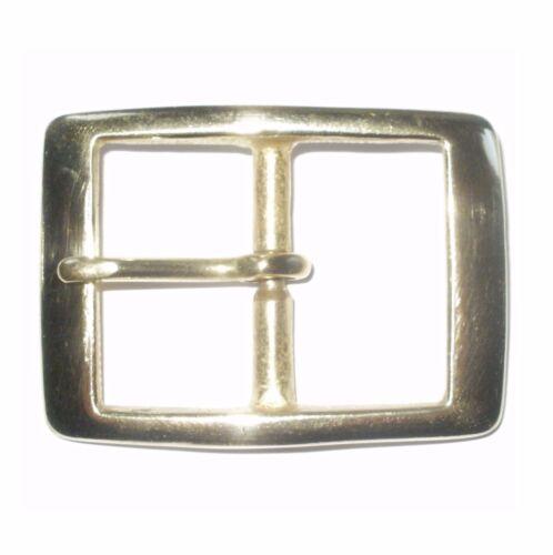32MM Solid Latón Fundido Completo Hebilla de cinturón 1.25 Pulgadas