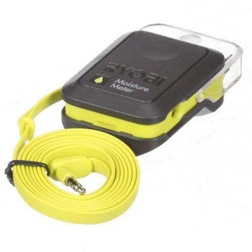 RYOBI Phone Works Moisture Meter ES 3000 FREE SHIPPING!