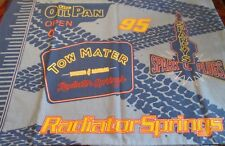 NEW Disney PIXAR CARS A Winner Sleeps Here Pillow Protector Standard Size ~ Blue