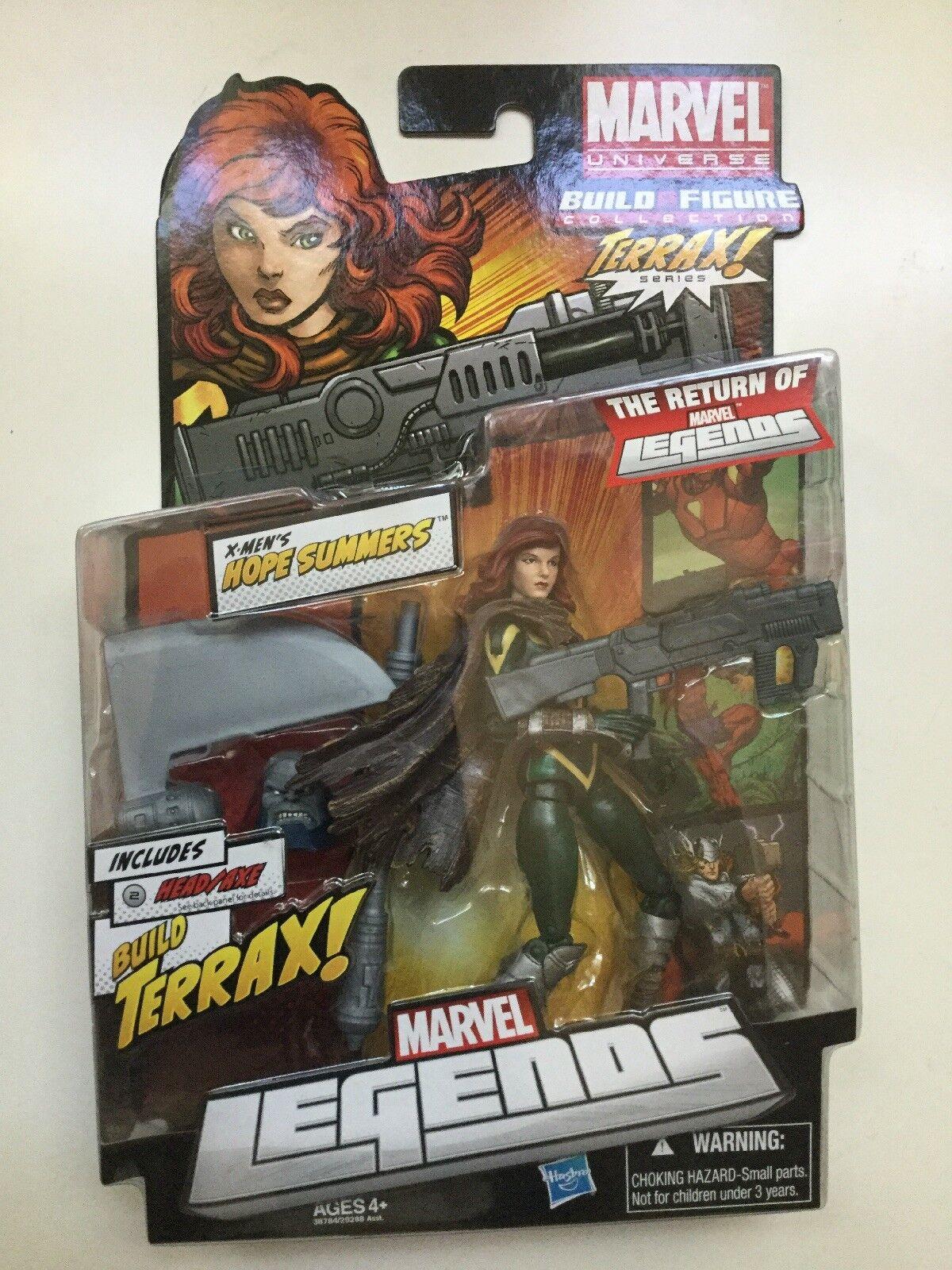 Marvel Marvel Marvel Legends BAF Terrax Series Hope Summers 5a0f37