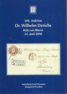 Auktionskatalog Fa.Derichs - Preussen - Sammlung E.Heemann - Ayl, Deutschland - Auktionskatalog Fa.Derichs - Preussen - Sammlung E.Heemann - Ayl, Deutschland