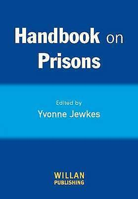 Handbook on Prisons by Taylor & Francis Ltd (Paperback, 2007)