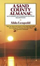 Ecological Main Event: Sand County Almanac by Aldo Leopold (1986, Paperback)