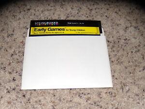 Early-Games-Apple-for-Young-Children-5-25-039-Floppy-disk-Apple-II-IIe-IIc
