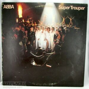ABBA-SUPER-TROUPER-VINYL-RECORD-1980-RELEASE-ATLANTIC-VG-WORDS-TO-SONGS